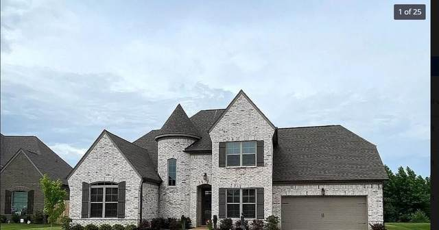 4322 Brice Dr, Unincorporated, TN 38125 (#10101450) :: The Wallace Group - RE/MAX On Point