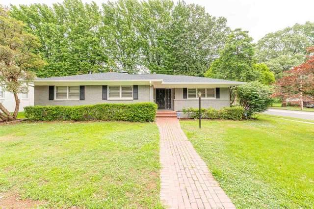 1196 Oak Ridge Dr, Memphis, TN 38111 (#10101465) :: J Hunter Realty