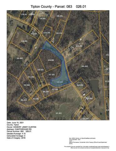 0 Campground Rd, Unincorporated, TN 38004 (#10101482) :: J Hunter Realty