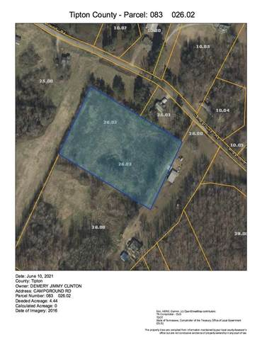 0 Campground Rd, Unincorporated, TN 38004 (#10101484) :: J Hunter Realty