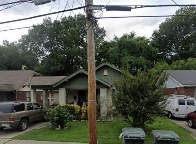 727 Spring Ave, Memphis, TN 38112 (#10101493) :: All Stars Realty