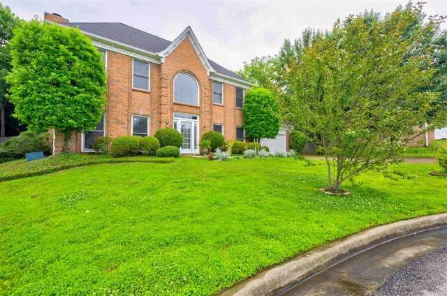 1868 Carlyn Cv, Memphis, TN 38016 (MLS #10101500) :: Gowen Property Group   Keller Williams Realty