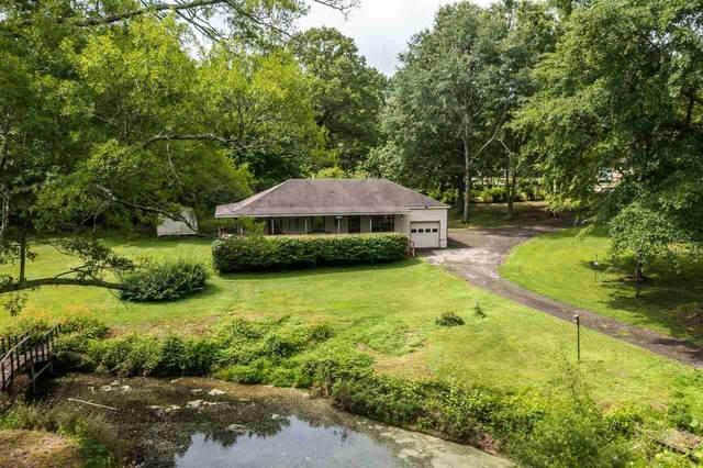 1050 Walnut Bend Rd, Arlington, TN 38002 (#10101502) :: RE/MAX Real Estate Experts