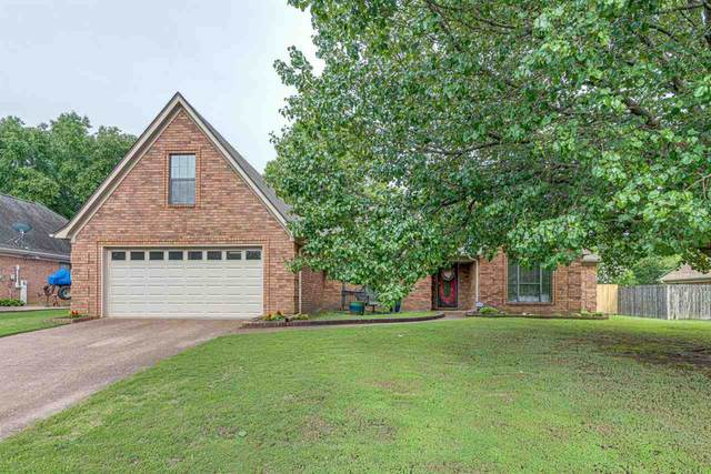5033 Hare Crossing Cv, Bartlett, TN 38002 (#10101513) :: RE/MAX Real Estate Experts