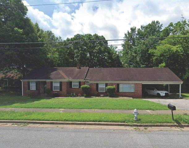 1725 Whitney Ave, Memphis, TN 38127 (#10101521) :: The Wallace Group - RE/MAX On Point