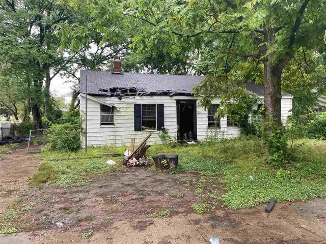 1058 Bradley St, Memphis, TN 38114 (#10101551) :: J Hunter Realty