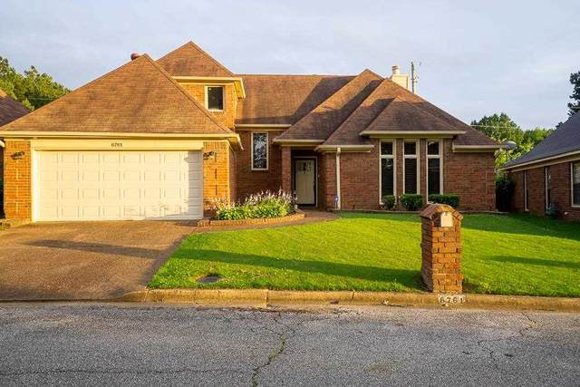 6761 Castlegate Ln, Memphis, TN 38141 (#10101558) :: The Wallace Group - RE/MAX On Point