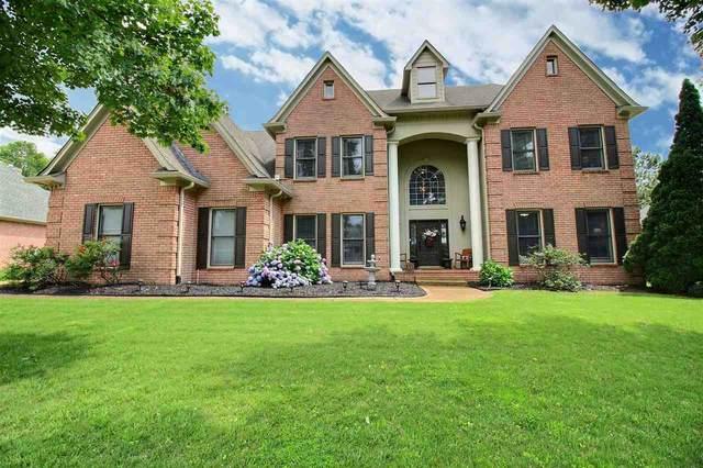 667 Port Natchez Cv W, Collierville, TN 38017 (#10101574) :: RE/MAX Real Estate Experts