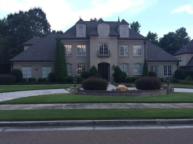 10015 Bentwood Birch Cv, Collierville, TN 38017 (#10101622) :: The Home Gurus, Keller Williams Realty