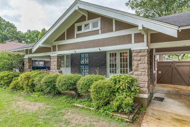 2365 Eastwood Ave, Memphis, TN 38112 (MLS #10101627) :: Gowen Property Group | Keller Williams Realty