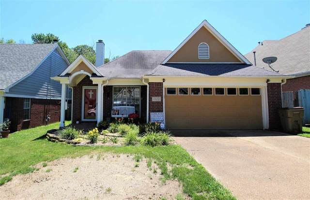 1102 Dusty Ln, Cordova, TN 38018 (#10101646) :: The Wallace Group - RE/MAX On Point