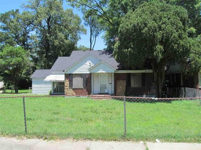 2366 Larose Ave, Memphis, TN 38114 (#10101651) :: J Hunter Realty