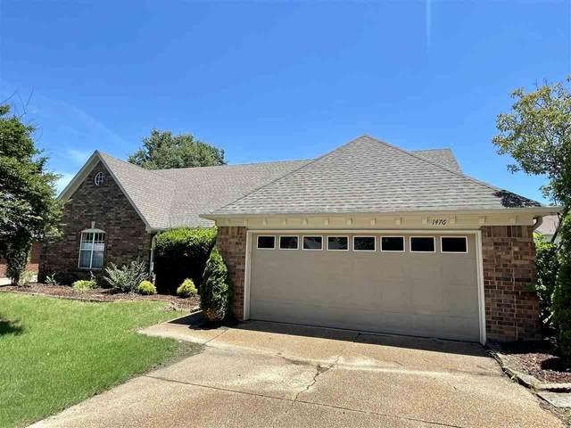 1476 Wolf Ridge Dr, Collierville, TN 38017 (#10101657) :: The Home Gurus, Keller Williams Realty