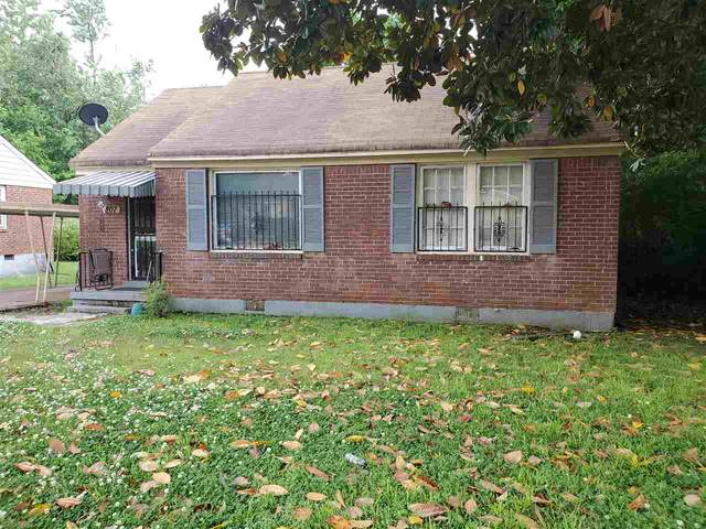 807 E Mckellar Ave, Memphis, TN 38106 (MLS #10101682) :: Gowen Property Group | Keller Williams Realty