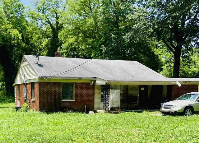 4111 Orleans Rd, Memphis, TN 38116 (#10101685) :: All Stars Realty