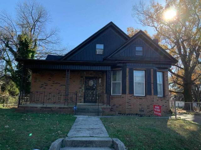593 Lucy Ave, Memphis, TN 38106 (MLS #10101699) :: Gowen Property Group | Keller Williams Realty