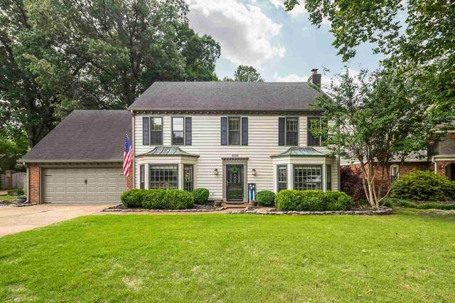 8185 Waverly Xing, Germantown, TN 38138 (#10101720) :: All Stars Realty