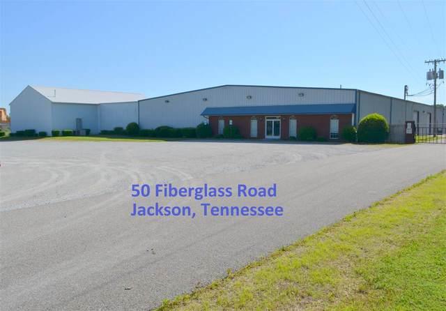 50 Fiberglass Rd, Jackson, TN 38301 (#10101754) :: Area C. Mays | KAIZEN Realty