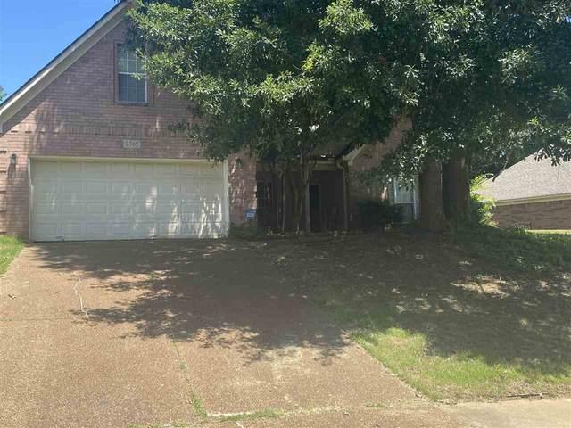 2365 Carroll Ridge Ln, Memphis, TN 38016 (#10101770) :: All Stars Realty