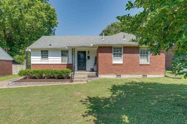 1052 Sandra Rd, Memphis, TN 38122 (#10101779) :: J Hunter Realty