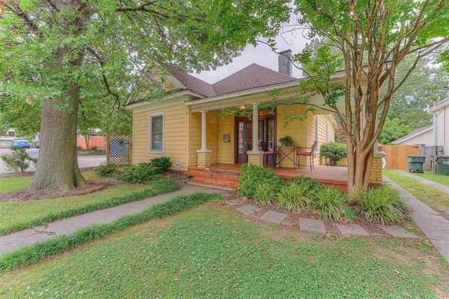 61 S Cox St, Memphis, TN 38104 (#10101785) :: J Hunter Realty