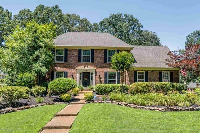 2343 Stratfield Dr, Germantown, TN 38139 (#10101804) :: The Wallace Group at Keller Williams
