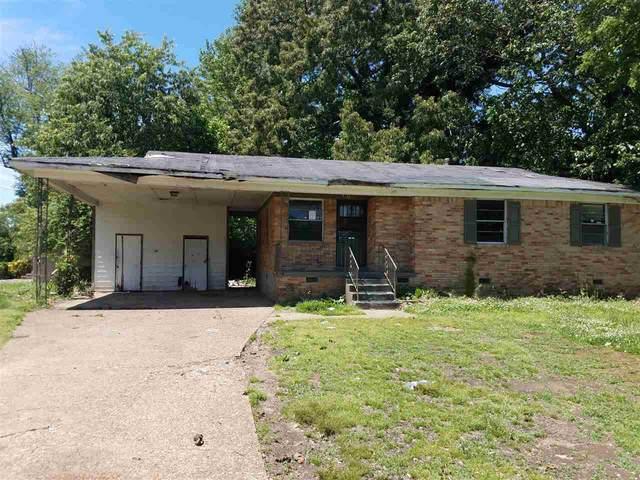 4265 Overton Crossing Dr, Memphis, TN 38127 (#10101835) :: J Hunter Realty