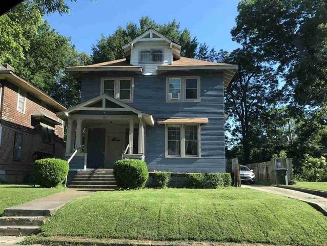1571 E Mclemore Ave, Memphis, TN 38106 (#10101880) :: J Hunter Realty