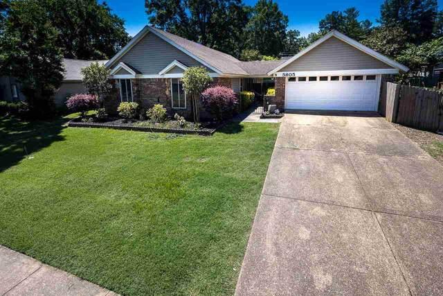 5805 Pinola Ave, Bartlett, TN 38134 (#10101888) :: J Hunter Realty