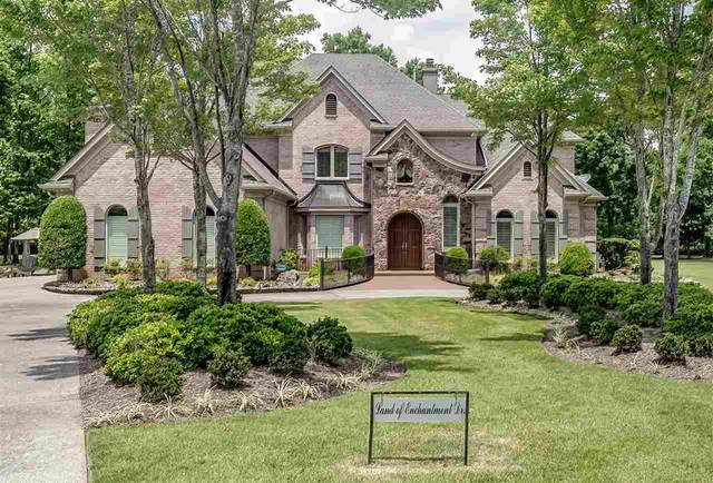 2215 Clarke Landing Dr, Cordova, TN 38016 (#10101890) :: The Wallace Group - RE/MAX On Point