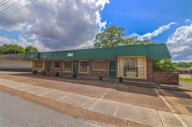 39 Wilson Ave, Brownsville, TN 38012 (#10101901) :: Bryan Realty Group