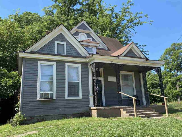1021 Chelsea Ave, Memphis, TN 38107 (#10101908) :: The Home Gurus, Keller Williams Realty