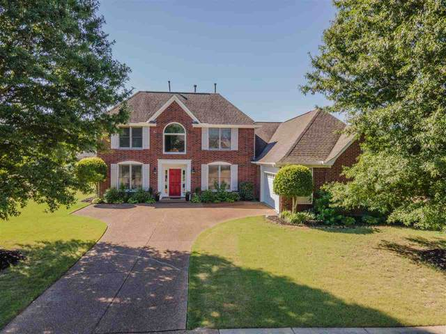 4840 Rainy Pass Dr, Collierville, TN 38017 (#10101910) :: J Hunter Realty
