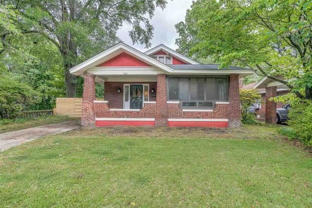1822 Evelyn Ave, Memphis, TN 38114 (#10101928) :: J Hunter Realty