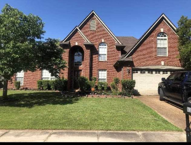 1635 Kings Pond Cv, Memphis, TN 38016 (#10101937) :: J Hunter Realty