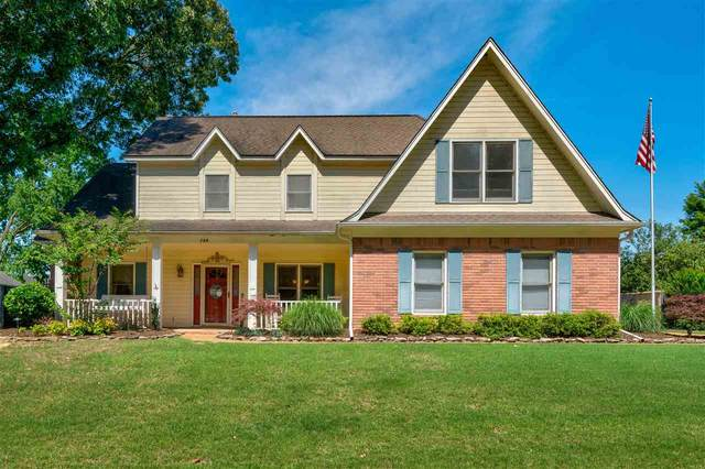 789 Timber Ridge Dr, Collierville, TN 38017 (#10101941) :: J Hunter Realty