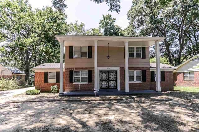 3021 S Mendenhall Rd, Memphis, TN 38115 (#10101945) :: All Stars Realty