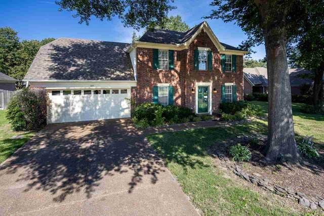 1447 Wolf Hunt Dr, Collierville, TN 38017 (#10101974) :: J Hunter Realty