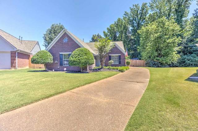 9340 Charly Hill Ln, Memphis, TN 38016 (#10101977) :: J Hunter Realty