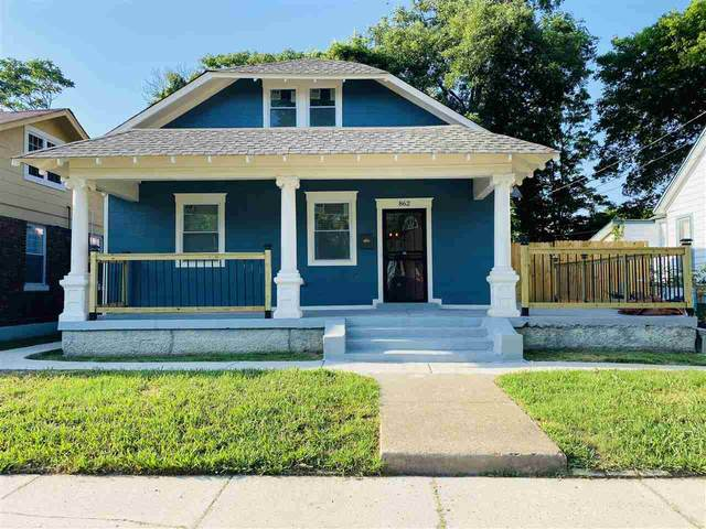862 Faxon Ave, Memphis, TN 38105 (#10101980) :: J Hunter Realty
