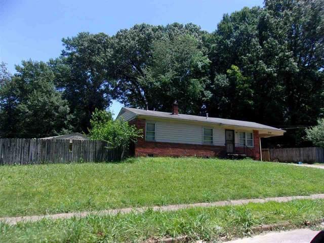 3576 Debby Ave, Memphis, TN 38127 (#10101985) :: J Hunter Realty