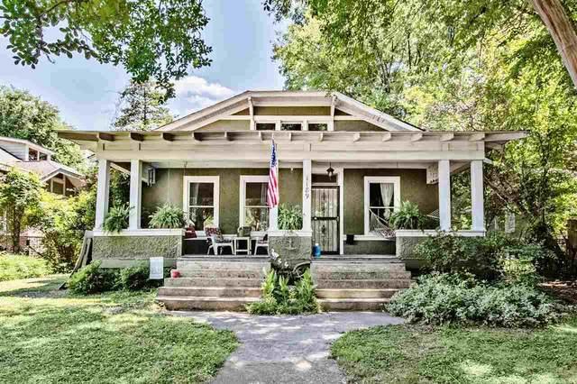 1189 Dorothy Pl, Memphis, TN 38104 (#10101999) :: J Hunter Realty