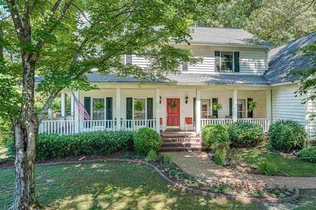 1851 Wood Oak Dr, Memphis, TN 38016 (MLS #10102014) :: Gowen Property Group | Keller Williams Realty