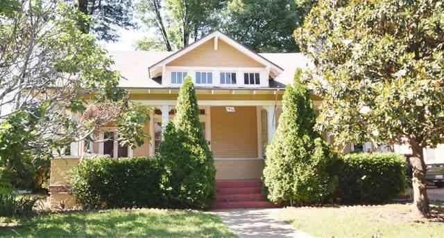 1972 Evelyn Ave, Memphis, TN 38104 (#10102036) :: J Hunter Realty