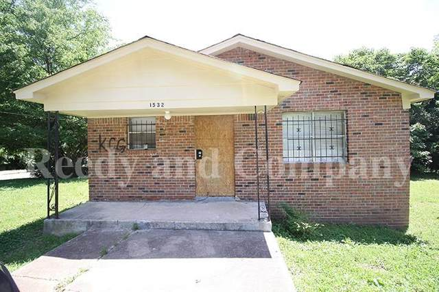 1532 Silver St, Memphis, TN 38106 (#10102078) :: The Wallace Group - RE/MAX On Point