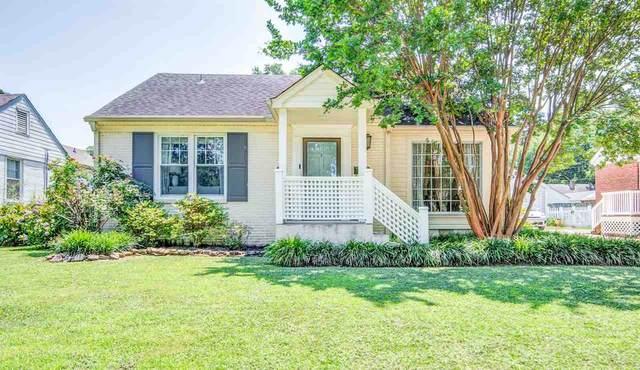 3733 Charleswood Ave, Memphis, TN 38122 (MLS #10102115) :: Gowen Property Group   Keller Williams Realty