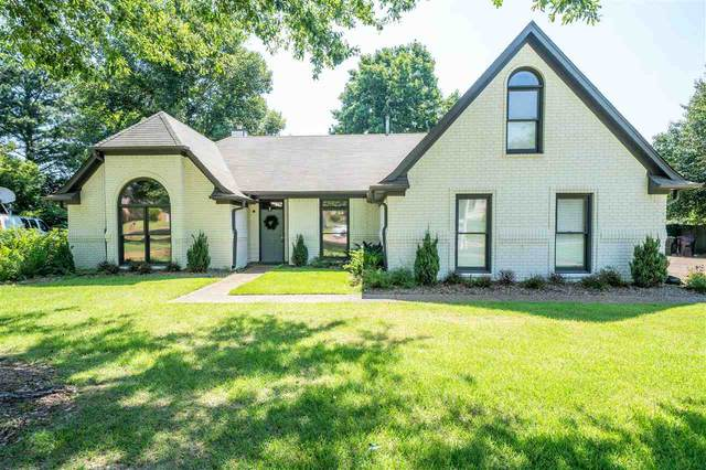 393 Castle Creek Cv, Collierville, TN 38017 (#10102130) :: The Wallace Group at Keller Williams