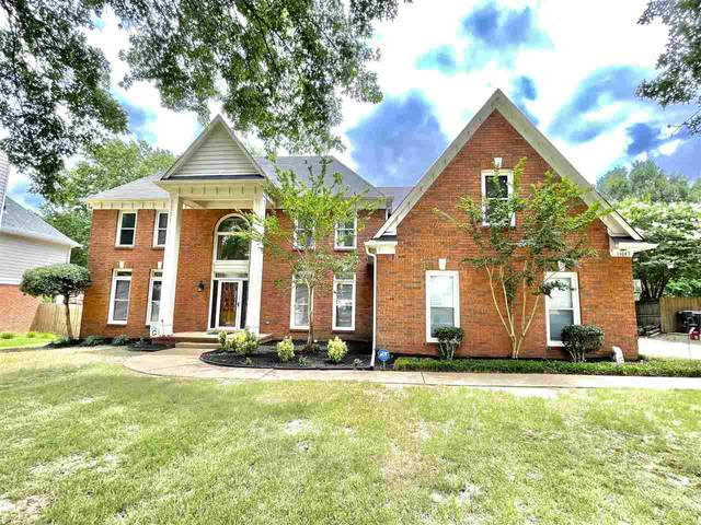 1164 Wincreek Dr, Collierville, TN 38017 (#10102132) :: The Wallace Group at Keller Williams