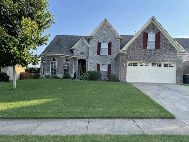 3307 Richland Valley Dr, Bartlett, TN 38133 (#10102152) :: The Wallace Group at Keller Williams