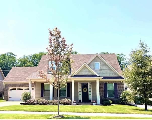 12470 Magnolia Bend Drive Dr, Arlington, TN 38002 (MLS #10102169) :: Gowen Property Group | Keller Williams Realty